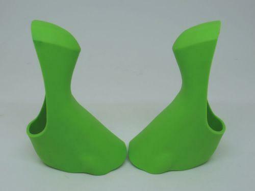 Bikingreen Hoods For Shimano Utlegra 105 ST-6800//5800//4700 Cannondale Green