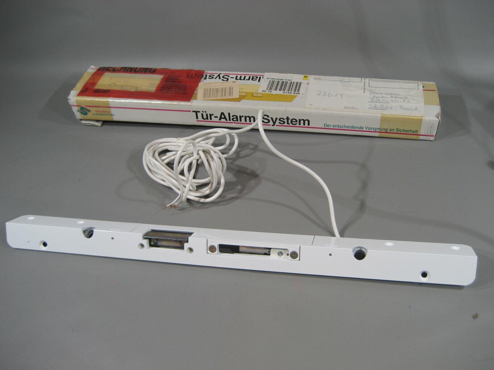 Alarm Schalter Schliessblech   LI Extra Stark. Mit Alarmschalter für Alarmanlage