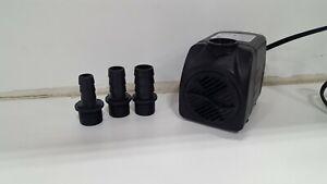 DIFUL 476GPH Pumps 5.9 FT (1.8 m) Power Cord (25w)