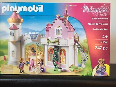 Playmobil Princess 9157 Märchenschloss Kleines Schloss NEU ...