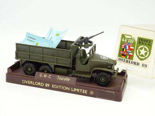 GMC Verstellring Sonstige Solido Overlord Militär Armee 1/50 Fahrzeuge