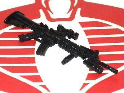 The Corps Weapon Black Figure Stand Lanard Original Accessory 2003