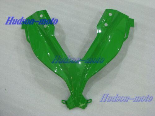 Front Nose Cowl Upper Fairing For Kawasaki Ninja 300 2013-2015 EX300 Green