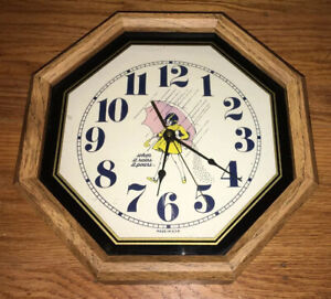 Salt Kitchen Wall Clock