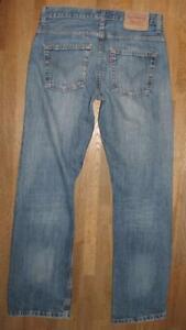 """>>> """" Levi `S 507 """" D'Homme Jeans / Levis Blue-Jeans en Bleu En W30 """" / L32 """""""