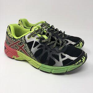 asics womens running shoes gel noosa negra