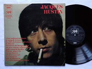 Jacques-HUSTIN-034-S-T-034-Orig-LP-PATHE-2-C-062-10895-1970-EX-EX