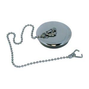 Bouchon De Vidage Plaque Inox à Chainette - Voir Tableau Dimensions C6ygwmjo-07222635-952271227