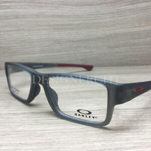 146e2e1173 Oakley Airdrop MNP Eyeglasses Satin Grey Smoke OX8121-0353 Authentic ...