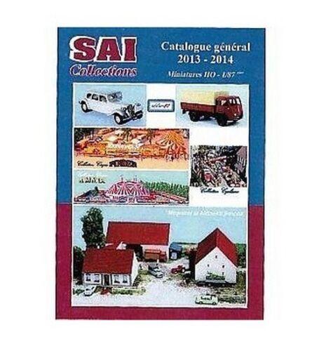 miniatures et décor - échelle 1//87 Catalogue Général S.A.I Ho 2013-14