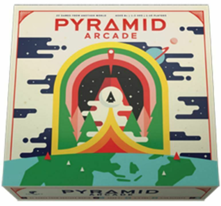 Pyramide Are - 22 Games From Another World