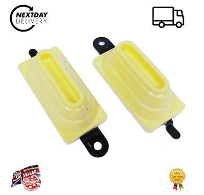 2x Ford Transit MK6 00-06 Suspensión Trasera Hoja Bump Stop memorias intermedias de goma 4409292