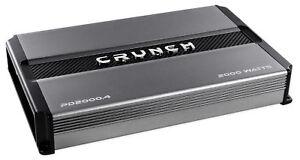 Crunch-PD2000-4-2000-Watt-4-Channel-Pro-Power-Car-Stereo-Amplifier-Class-AB-Amp