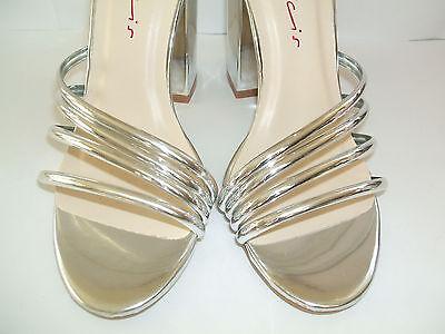 Zapatos Mujer Eddy Daniele 37 Sandalias Beige Gamuza AW494 5KpH4VK9
