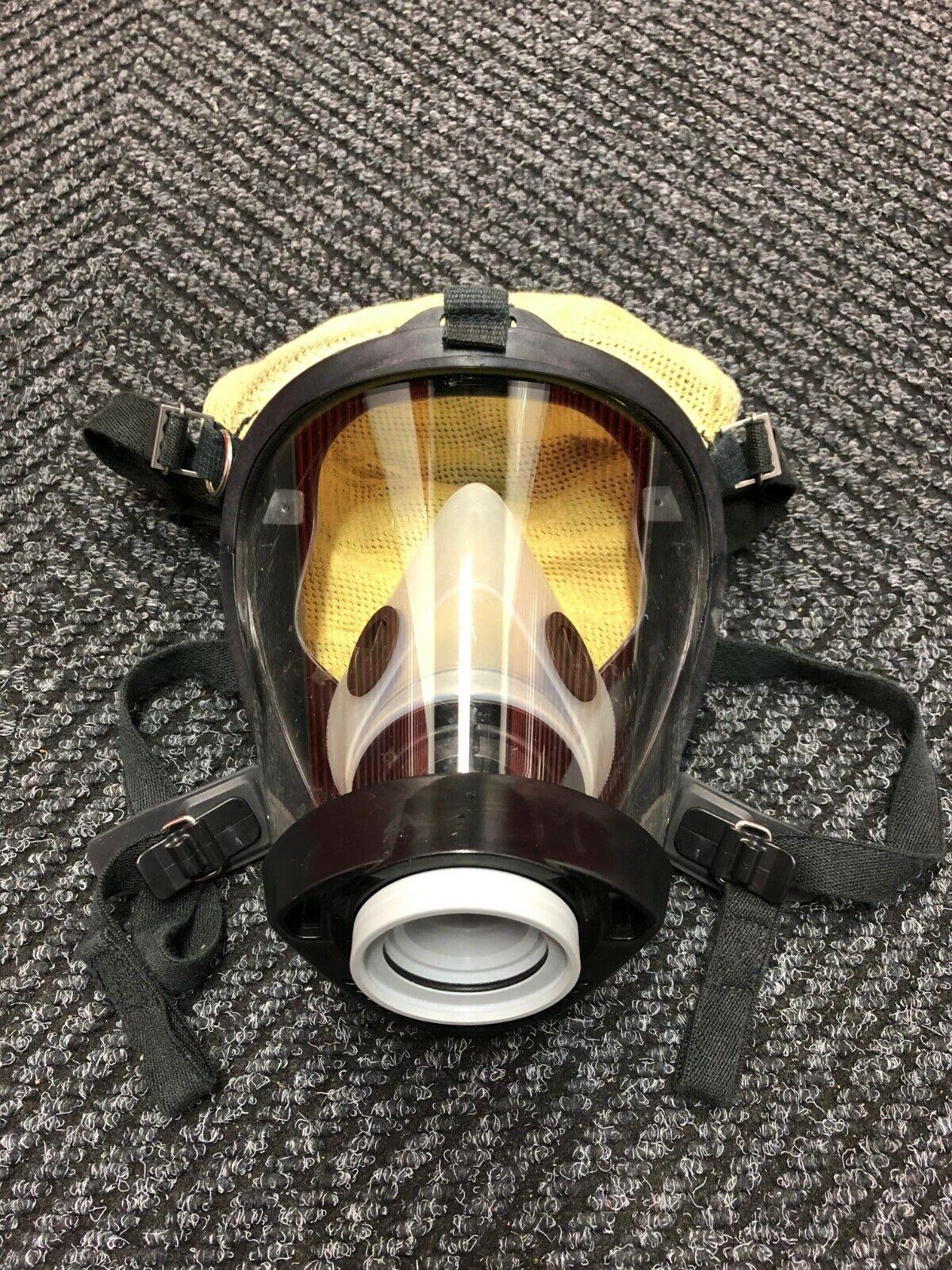 Survivair Panther 252026 Full Face SCBA Facepiece with Nosecup - Medium