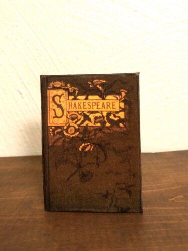 Boneca Tamanho Mini Livro Shakespeare/'s Sonetos Para American Girl Samantha