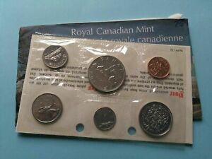 Canada 1976 Detached Jewels Proof Like Set with COA /& Original Envelope!!