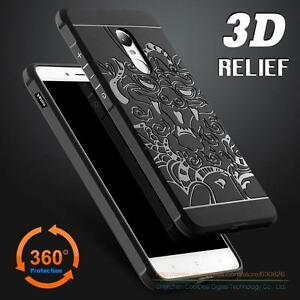 3D-Design-Dragon-TPU-Full-360-Protective-Back-Cover-Case-for-Xiaomi-Redmi-Note-4