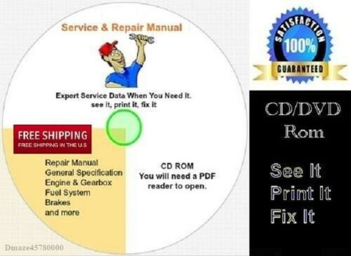 Land Rover Discovery 2 1998-2004 Service Repair Manual 1999 2000 2001 2002 2003