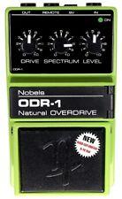 Nobels ODR-1 Overdrive Guitar Effect Pedal V2 with Bass Cut/ 9v-18v