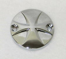 CHROME 'GOTHIC' MASTERCYLINDER COVER FOR KAWASAKI VN750 VULCAN