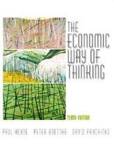 The Economic Way of Thinking (10th Edition) Heyne, Paul, Boettke, Peter J., Pry