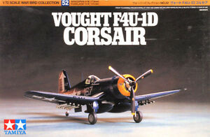 Tamiya-60752-Vought-F4U-1D-Corsair-1-72-scale-Kit