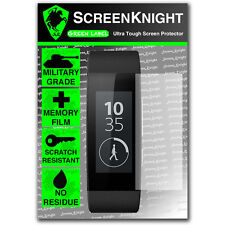 ScreenKnight Sony Smartband SWR30 SCREEN PROTECTOR invisible military shield