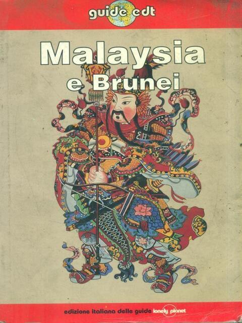MALAYSIA E BRUNEI  AA.VV. EDT 1999 GUIDE EDT