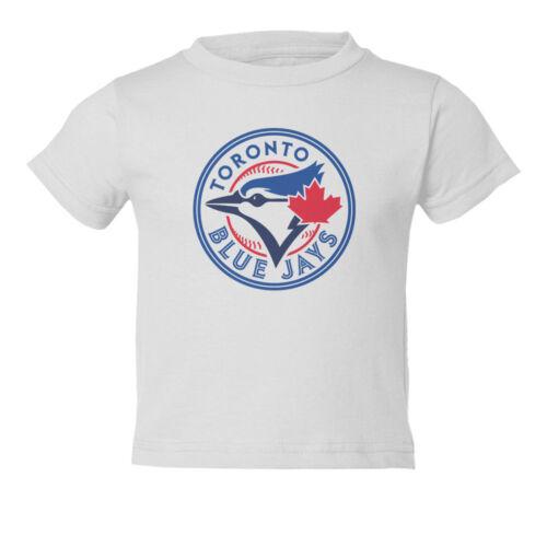 Toronto Blue Jays Logo Kids Toddler T-Shirt