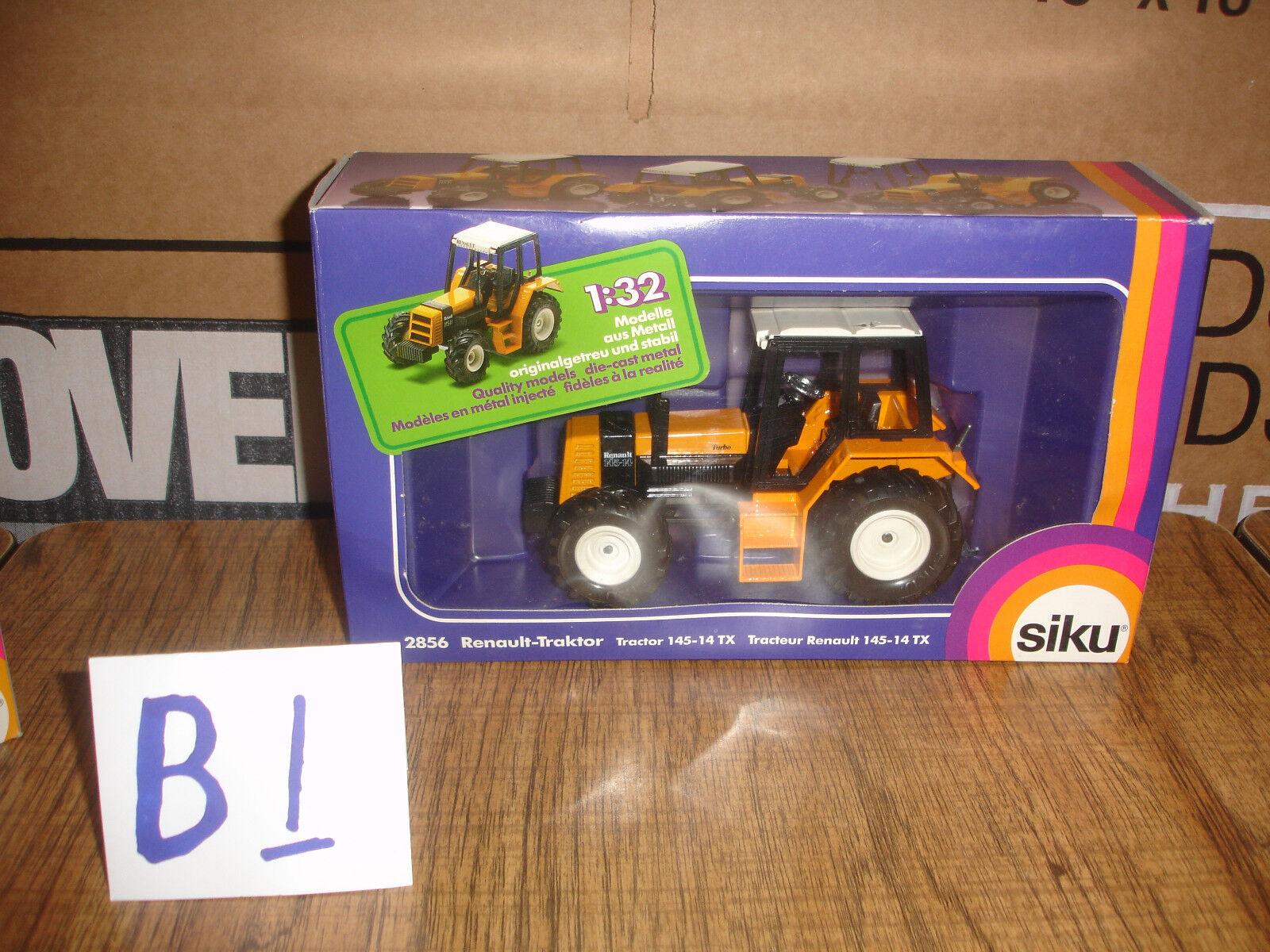 1 32 Siku 2856 Renault Tractor 145-14 TX