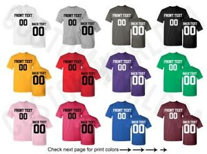 Customized-Shirts-Jersey-Team-Name-Number-Personalized-Text-Athletic-Custom-text
