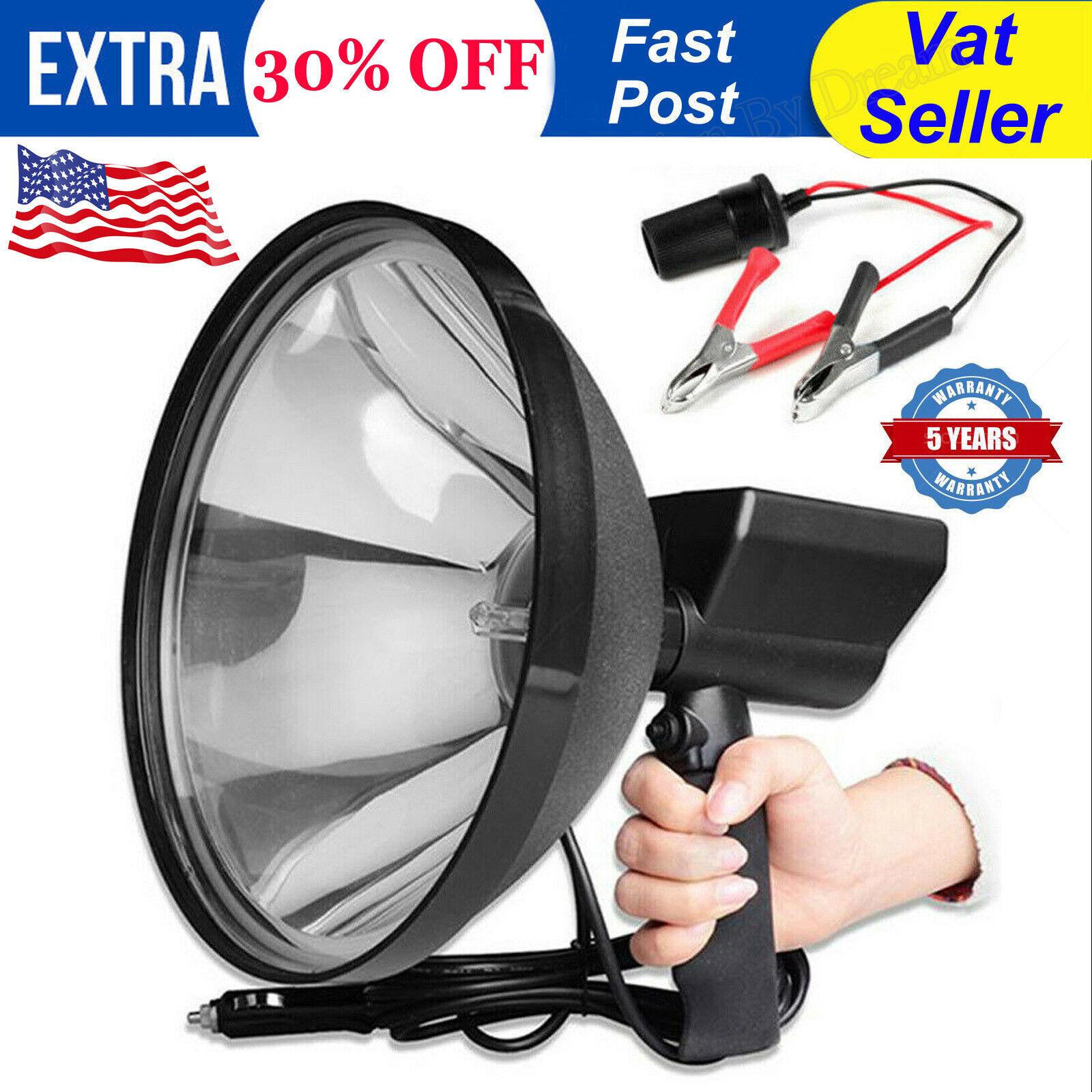 9 600W 60000LM HID Handheld Lamp Camping Hunting Fishing  Super Bright Spot light  designer online
