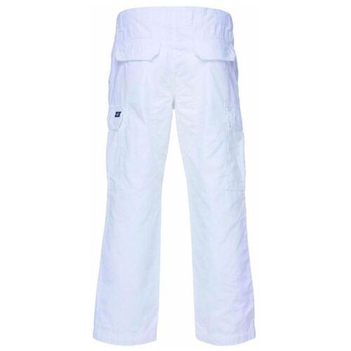 Ropa Zapatos Accesorios De Hombre Dickies Pantalones Tipo Cargo De Nueva York Blanco Bulldoggin