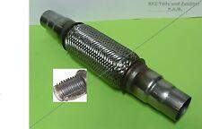 Flexrohr mit Interlock Hosenrohr  Auspuff Krümmerrohr Pipe 200mm 45,7/48,7/55,7