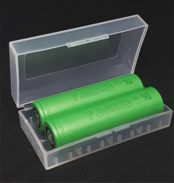 2x Sony Manganeso de Li Batería US18650VTC6 Konion 3,7vV 3120mAh 30A 2 Akkus en