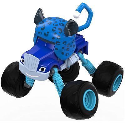 Blaze et le monstre machines tricherie morpher Crusher véhicule jouet