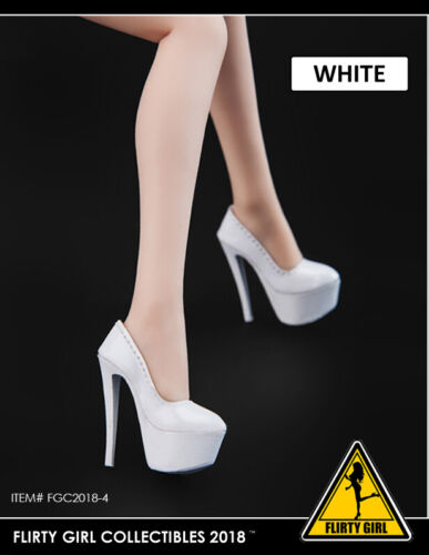 1//6 Scale Flirty Girl FGC2018 Female Boots or Stiletto shoes JIAOUDOL Phicen TBL