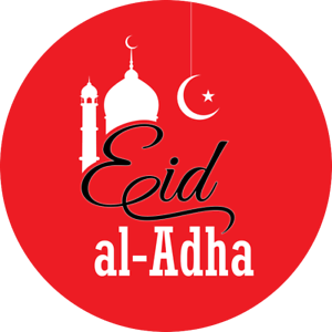 EID2 EID  AL-ADHA DECORATIONS RAMADAN MUSLIM CELEBRATION LABELS  MATT GLOSS