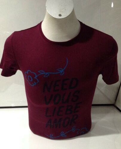 The Beatles Men/'s Ted Baker /'Need/' T-shirt