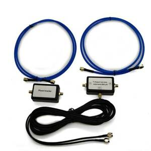 10kHz-30MHz-Tragbare-YouLoop-Magnetschleifenantenne-Passiv-250mW-Fuer-HF-und-VHF