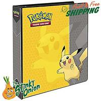 Pokemon Album Binder Holder Pikachu Cards Collector Protector