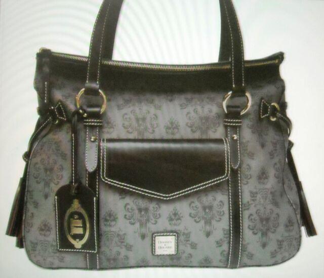NWT SEALED Disney HAUNTED MANSION Dooney & Bourke SMITH Handbag Shoulder Bag