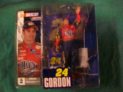 NASCAR Jeff Gordon #24 Action McFARLANE Figurine Series 2