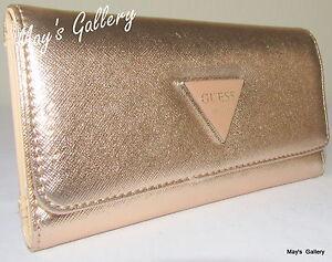 GUESS SHOPPER HANDGELENK Handtasche Portemonnaie