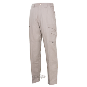 TRU-SPEC Men's Pts 24-7 Kh P c R s Athletic Pant, Khaki, 28  x 32