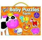 Galt Toys Baby Puzzles Farm 787799203699