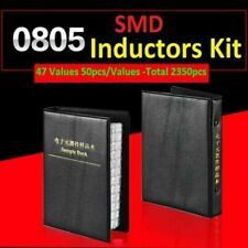 0805 Smdsmt Laminated Inductor Sample Book Assortment Kit 47 Values Each 50pcs