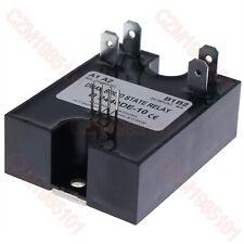 Dual Solid State Relay Ssr 17 32vdc Input 280vac 40a Replace Crydom D2440de