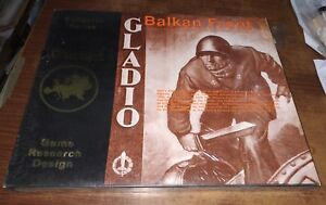Balkan Front Gladio 902 Europa Game Iii Série Collector Recherche / création